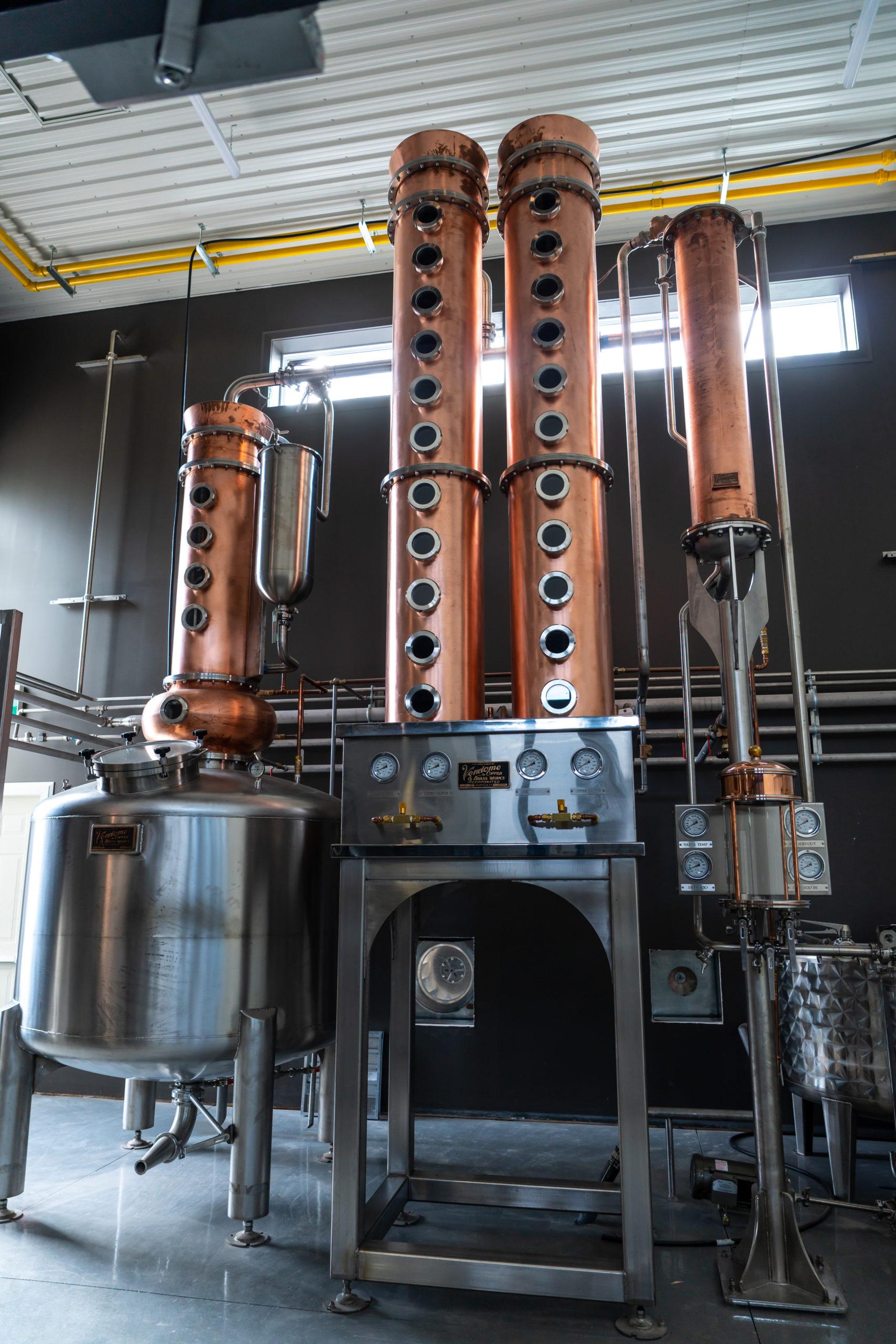 Ontario Distillery